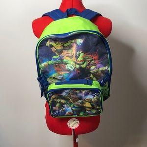 Other - Teenage Mutant Ninja Turtles TMNT Backpack 🐢 🎒